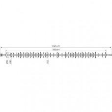 Полимерные изоляторы линейные подвесные стержневые ЛК 70-120KH
