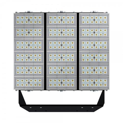 Промышленный прожектор ПромЛед Плазма v3.0-750 Мультилинза