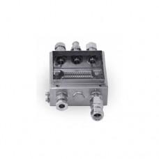 Взрывозащищенные коробки TM 1Ex e IIC/IIА/IIВ T6…T4 Gb (нержавеющая сталь, с крышками на винтах)