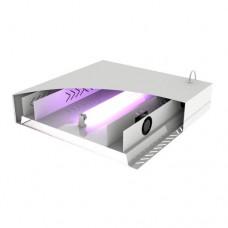 Встраиваемый светильник с функцией бактерицидного облучателя SVT-SPC-Med-ARM-595-595-UVC-18W-30W-5000K-PR